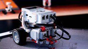 Program Mindstorms - robotika.
