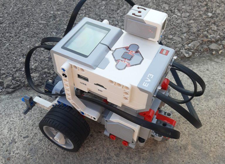 Robotika 3